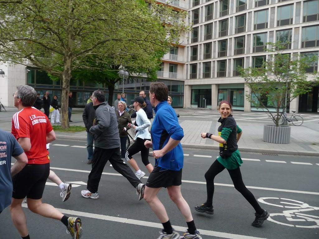 (Halb-)Marathon Hannover 2010