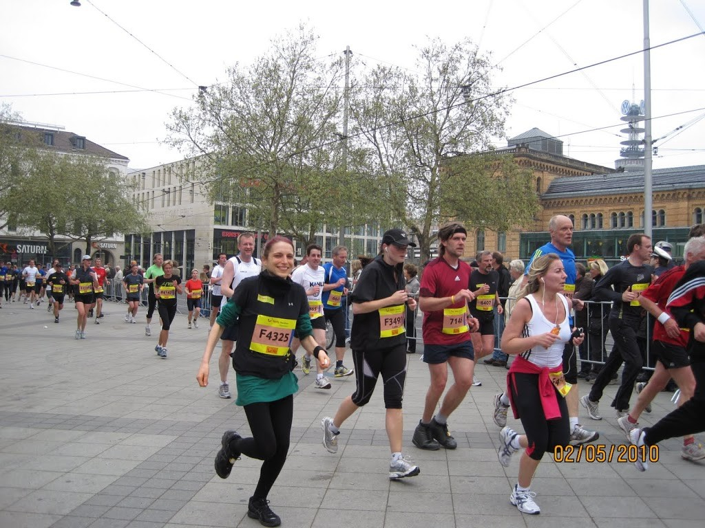 Erster Halbmarathon mit Diabetes im Gepäck