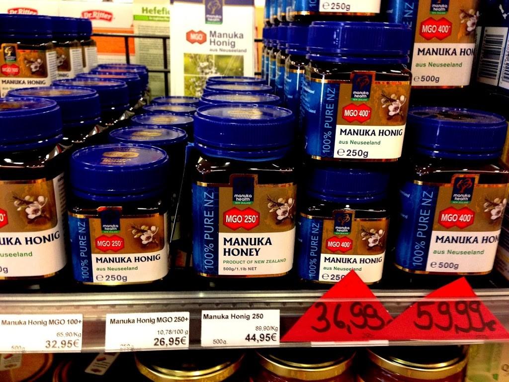 Manuka Honig für Diabetiker (nicht) geeignet?