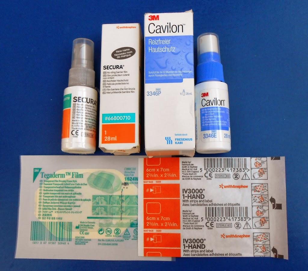 Wenn die Haut auf das Pflaster der Insulinpumpe/Katheterpflaster allergisch reagiert