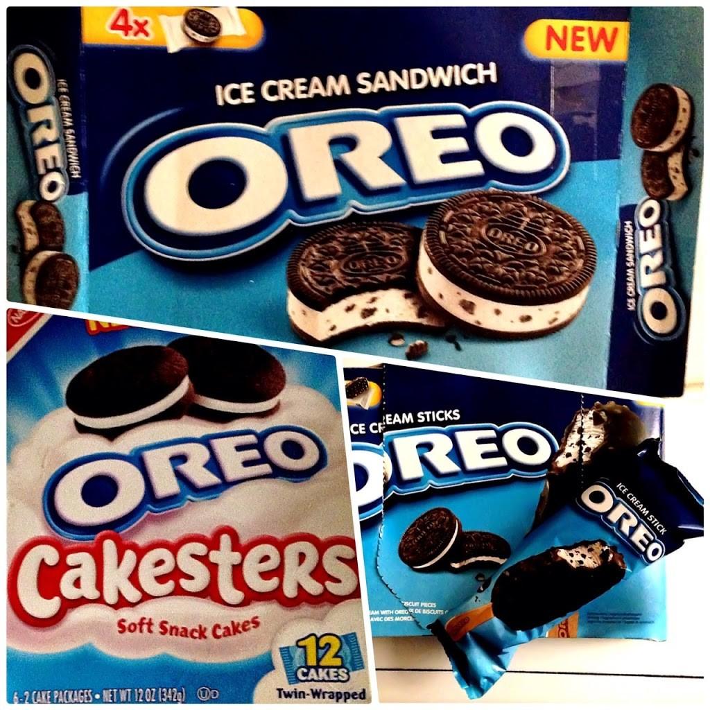 Da es OREO Cakesters selbst in den USA nicht mehr gibt, muss nun das OREO-Eis dran glauben