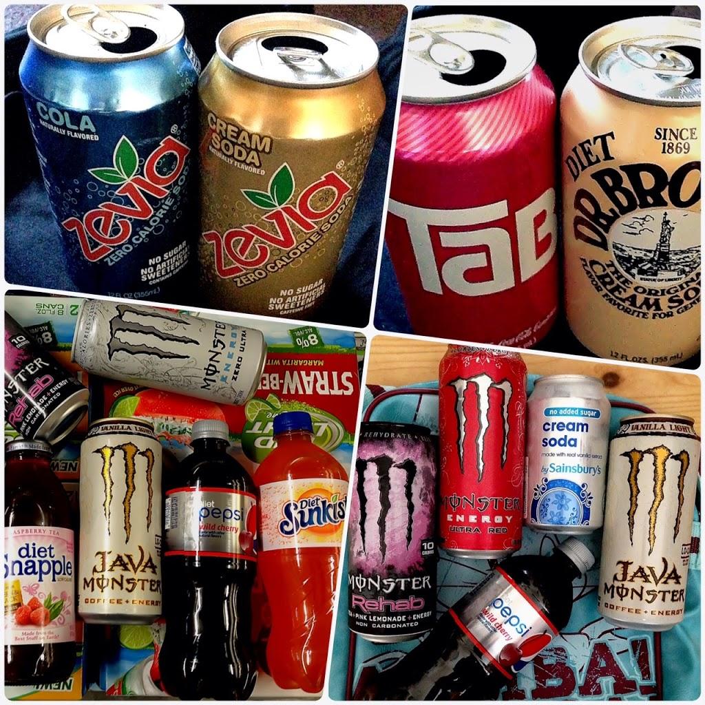 Zuckerfreie Getränke aus New York im Test – Staeffs (er)Leben mit ...