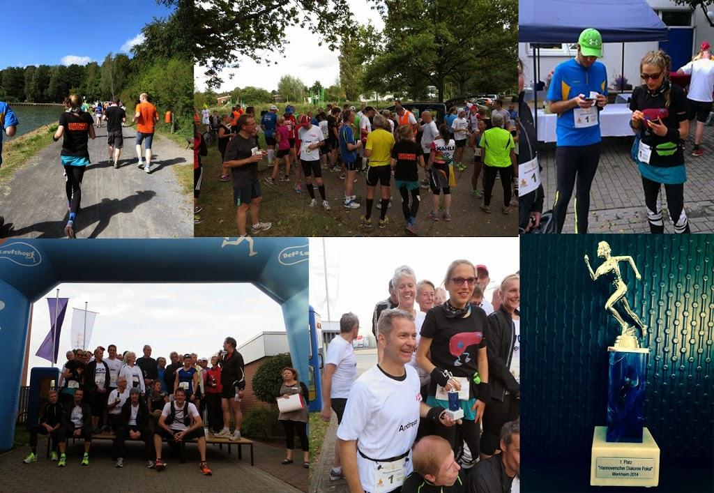 Werkheim Benefiz-Marathon Hannover in Bildern