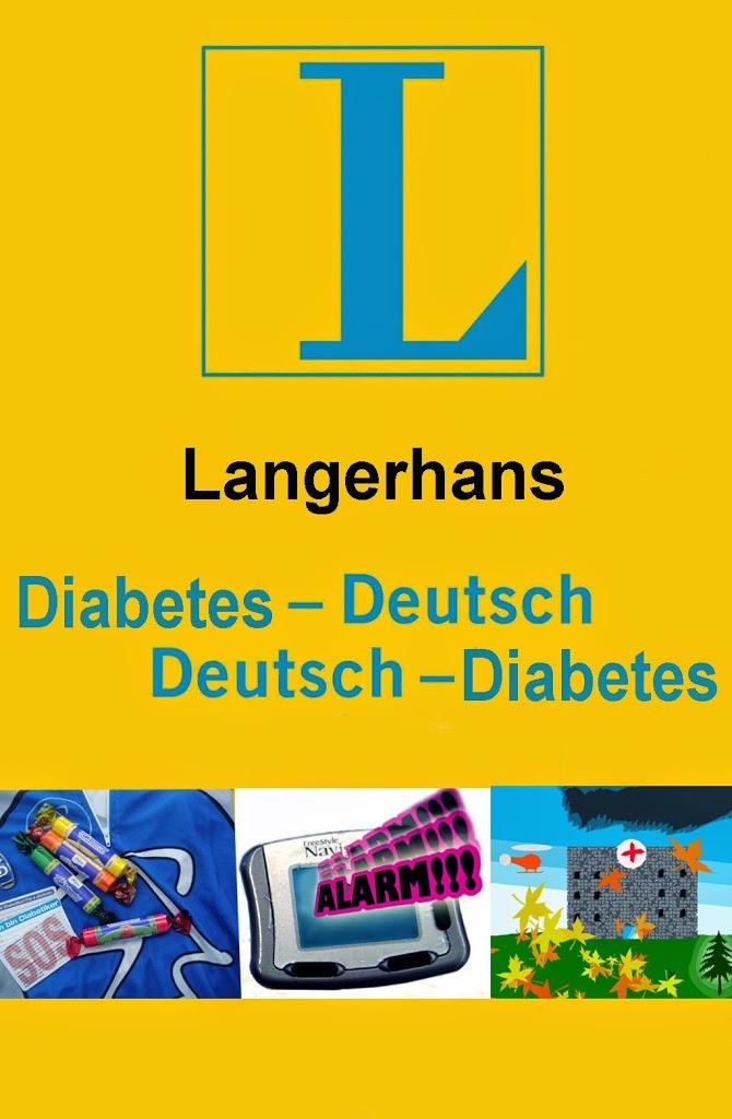 Manchmal verstehe ich den Diabetes selbst nicht ;)