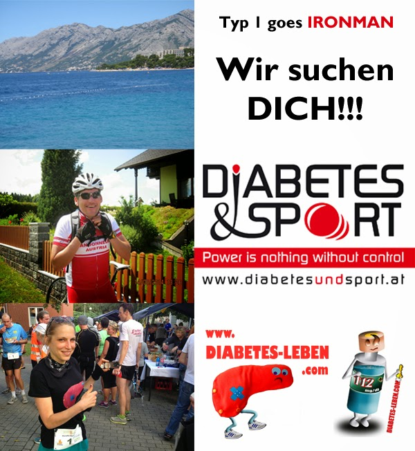 IRONMAN-Diabetes-Typ-1-Team Challenge, Schwimmer gesucht