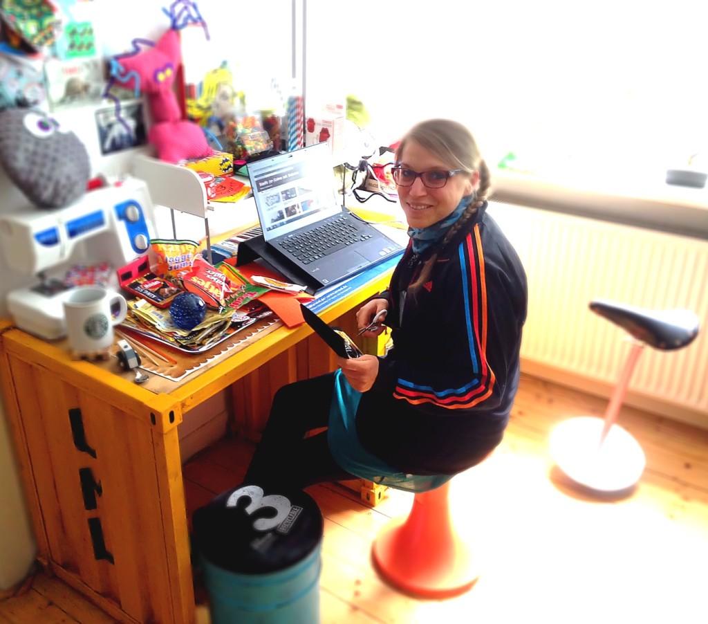 Blick hinter die Diabetes-Blog-Kulissen: meine Kreativecke