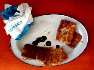 Lass das auf meinem Teller liegen Nicht-Diabetiker. Ich habe dafür gebolt ;)