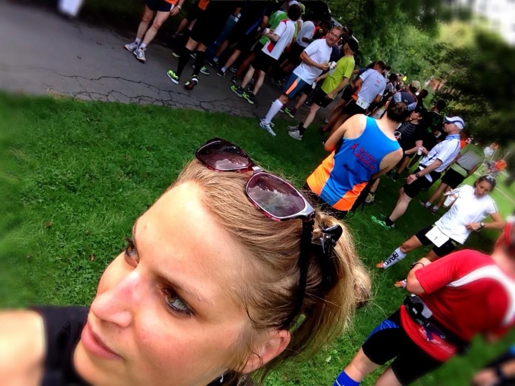 Mentale Stärke trainiert durch Diabetes: Werkheim Marathon Hannover 2015
