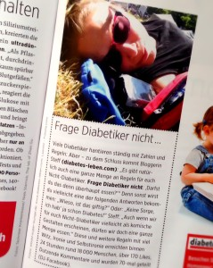 Auszug aus dem Diabetes Journal