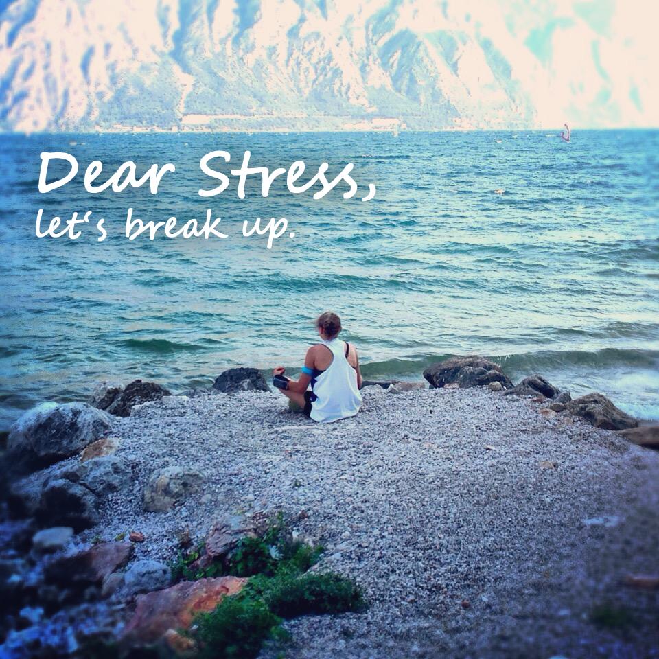 Stress Idee facebook