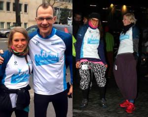 26 HAJ-Marathon-Botschafter 2016: 2 durfte ich schon persönlich kennenlernen