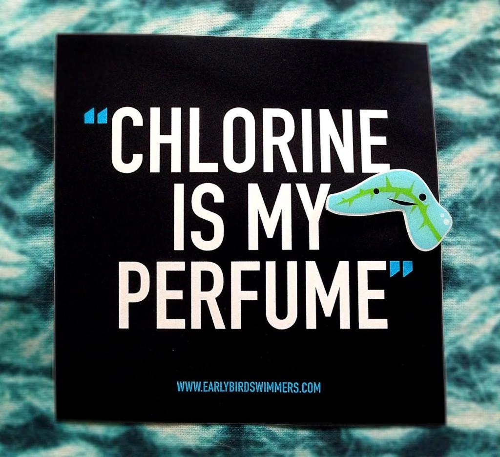 Meine Bauchspeicheldrüse steht auf Chlor, genau wie derweil meine Beine: Aqua-Running/Aqua-Jogging steht nun auf dem Programm!
