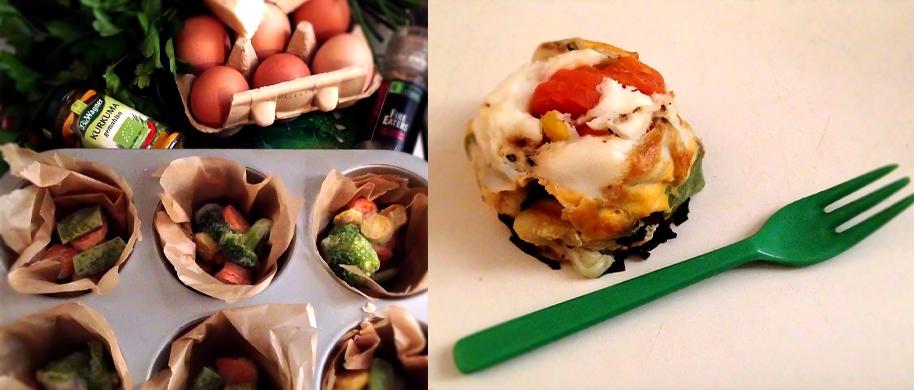 Low-Carb-Muffins: so flexibel und simpel! Nomnomnom...