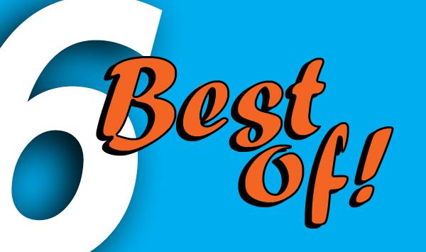 6 Best of meiner Leser