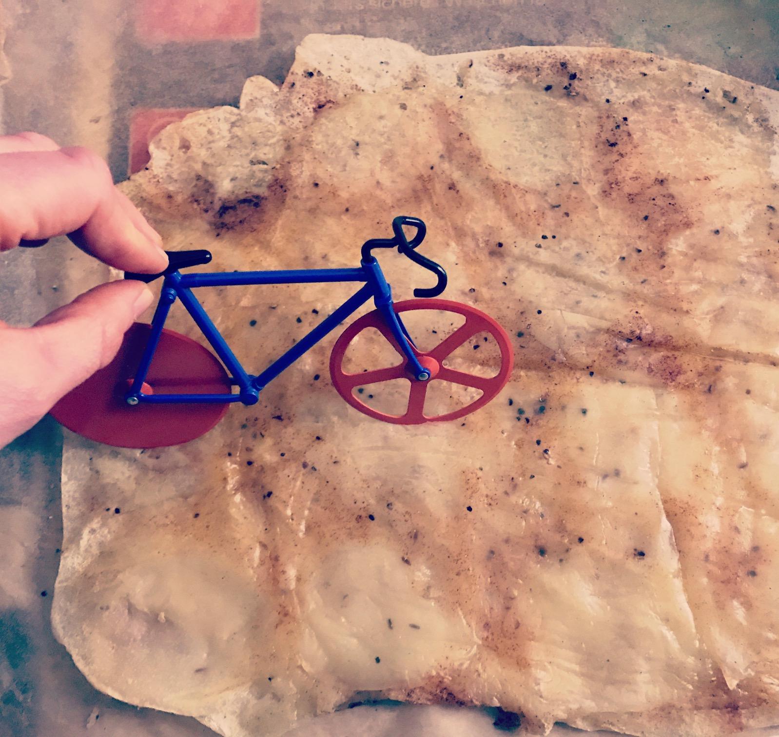 Harzer Käse Pizzateig