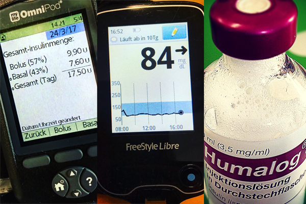 Diabetes-Therapie Anpassung