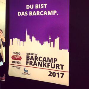 Du bist das Diabetes Barcamp
