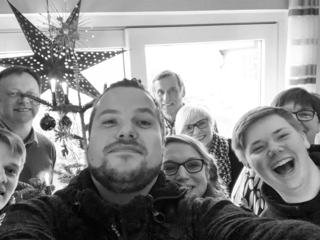 Weihnachten Diabetes Typ F Familie