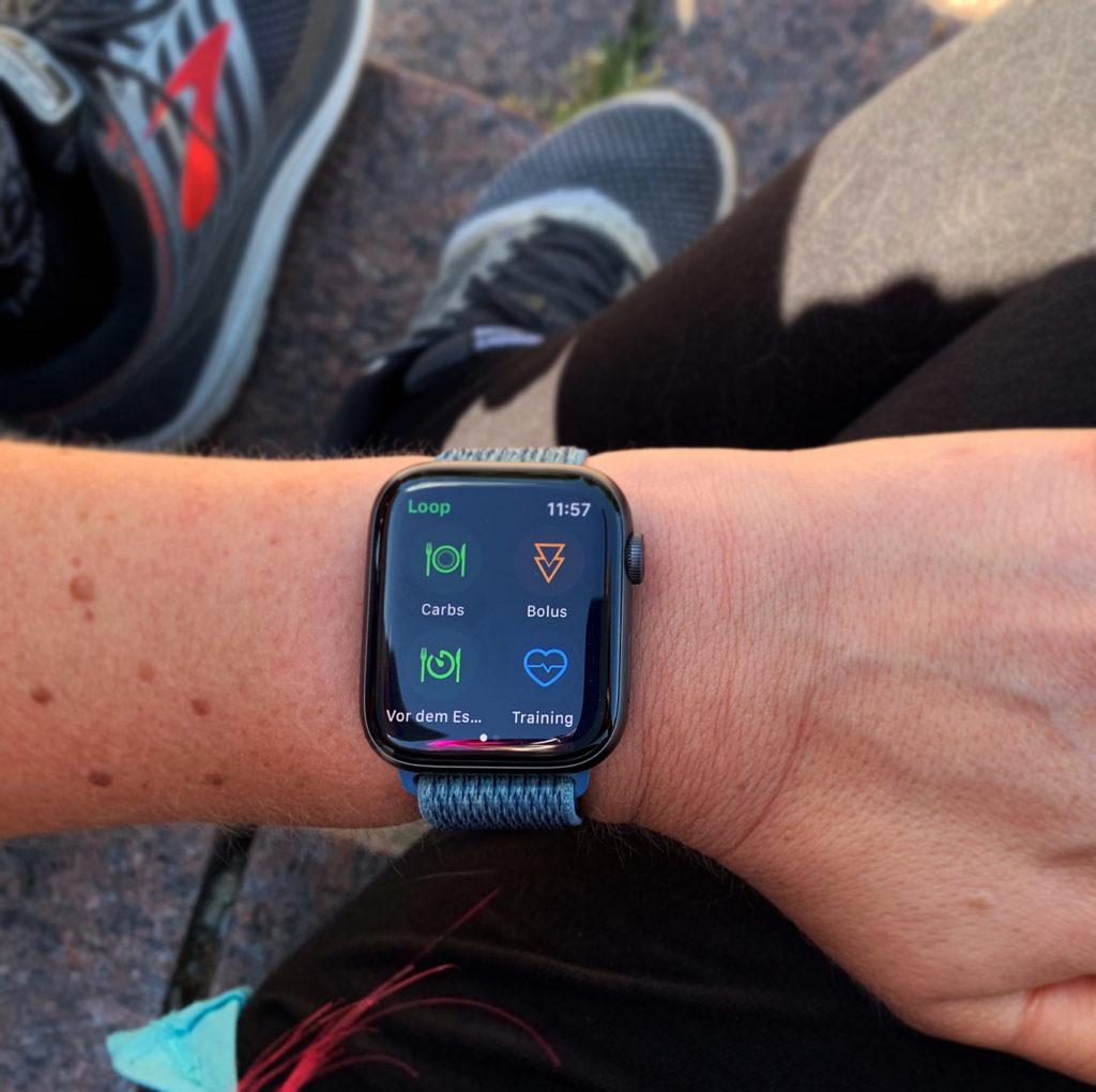 Aplpe-Watch iOS Loop